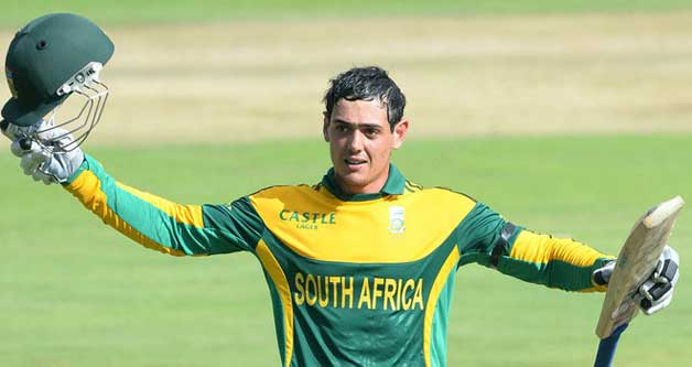Quinton de Kock: Top 10 Best South African ODI Batsmen of All-Time