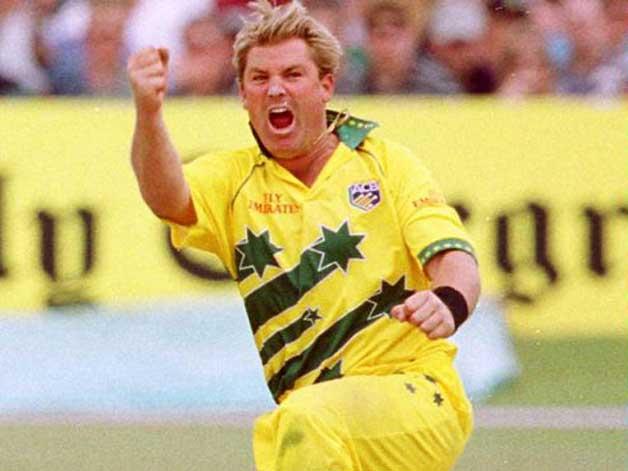 Shane Warne : Best Australian ODI XI of All-Time