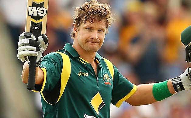 Shane Watson : Best Australian ODI XI of All-Time