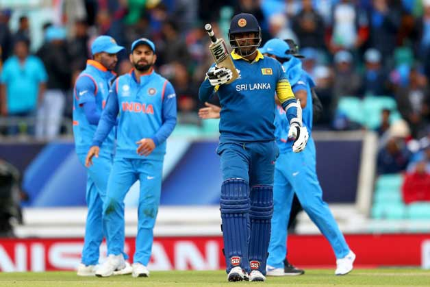 ICC Champions Trophy 2017:India vs Sr Lanka