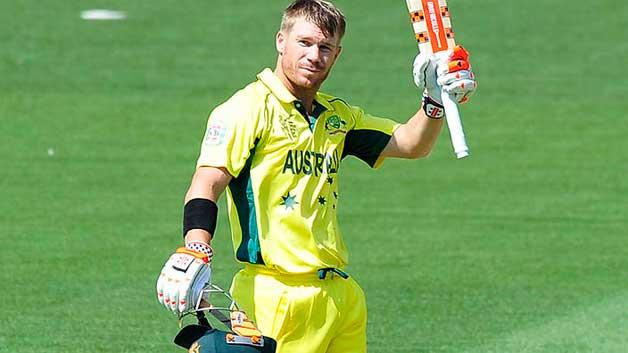 Top 10 Current ODI Batsmen With Best Strike-Rate - David Warner