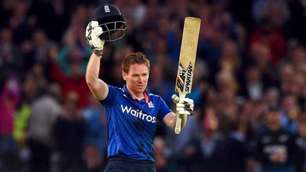 Top 10 Current ODI Batsmen With Best Strike-Rate - Eoin Morgan