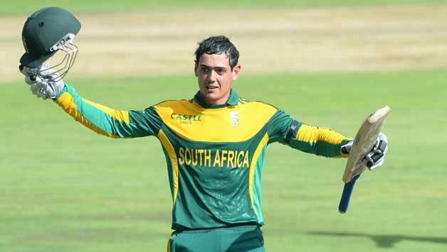 Top 10 Current ODI Batsmen With Best Strike-Rate - Quinton de Kock