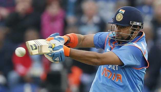 Top 10 Current ODI Batsmen With Best Strike-Rate - Suresh Raina