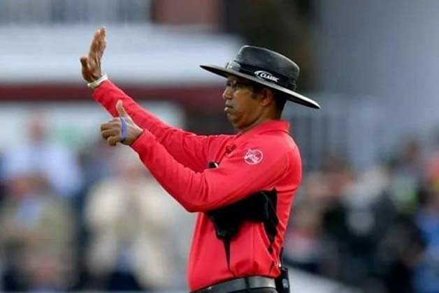Umpiring Errorr in World Cup