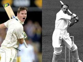 Steve Smith vs Don Bradman